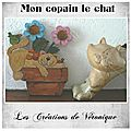Chat et clochette
