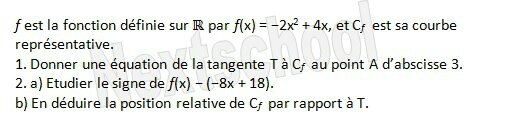 1ere derivation fonctions derivées 3 8