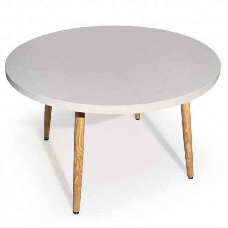 table-ronde-scandinave-jones-blanc