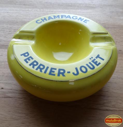 Objet pub cendrier champagne perrier jou t mulubrok for Garage renault fayence