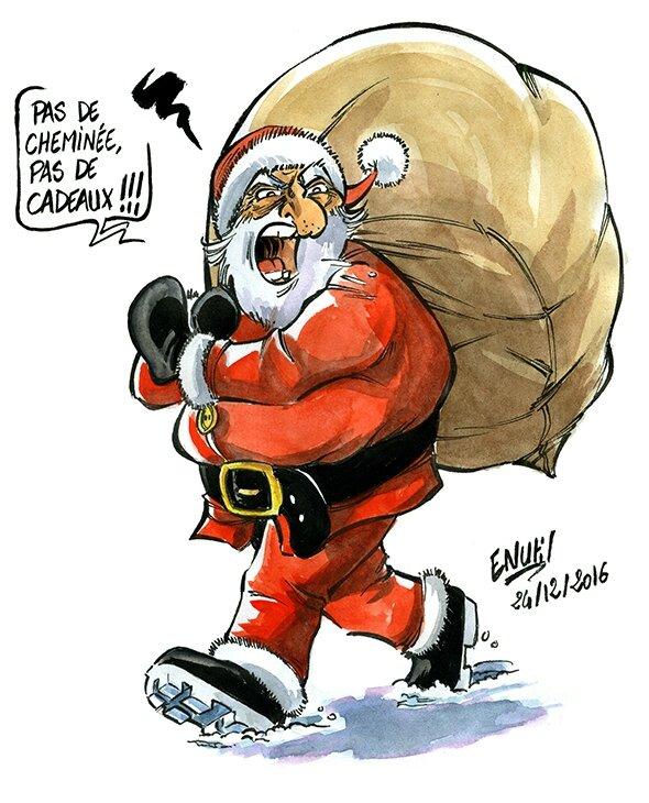 Père Noël 2016