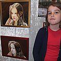 7- Mon exposition de peintures de novembre 2013 à Dinan
