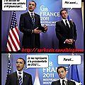 Obama / sarkozy : même combat