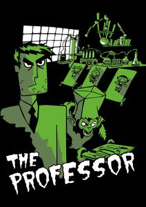 the Professor couleur3