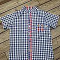 Une chemise pour titou