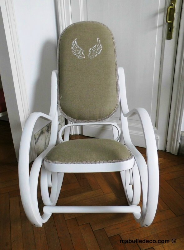 rocking chair ailes copie