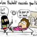 Bachelot, vaccination, grippe a et communication exemplaire