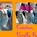 petits chaussons ailes d'ange , argent
