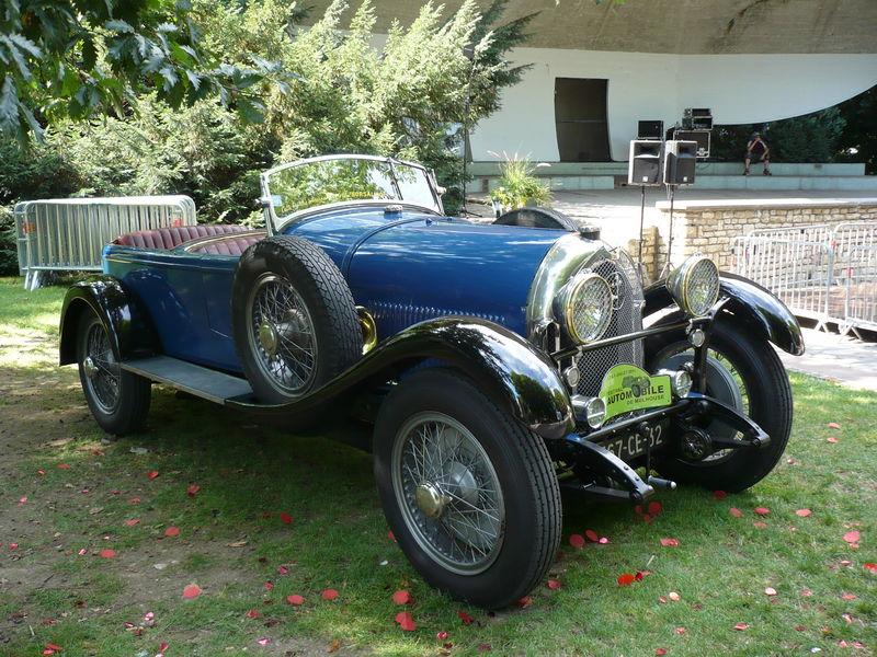 LORRAINE DIETRICH B3-6S torpedo sport Le Mans 1926 Mulhouse (1)