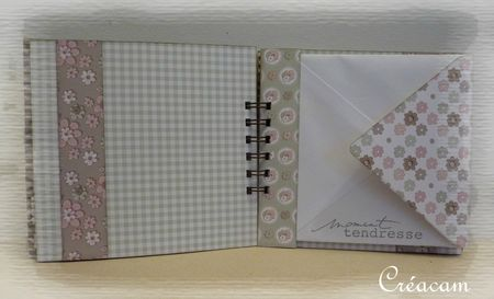 mini album shabby clean 4