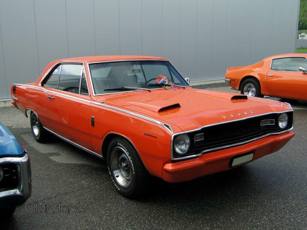 Dodge Dart Gt Hardtop Coupe 1967 Oldiesfan67 Quot Mon Blog