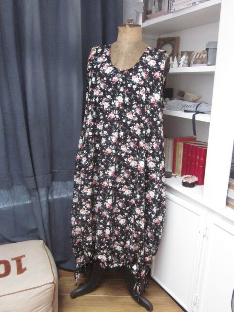 Une nouvelle Robe HENRIETTE pour Véronique...