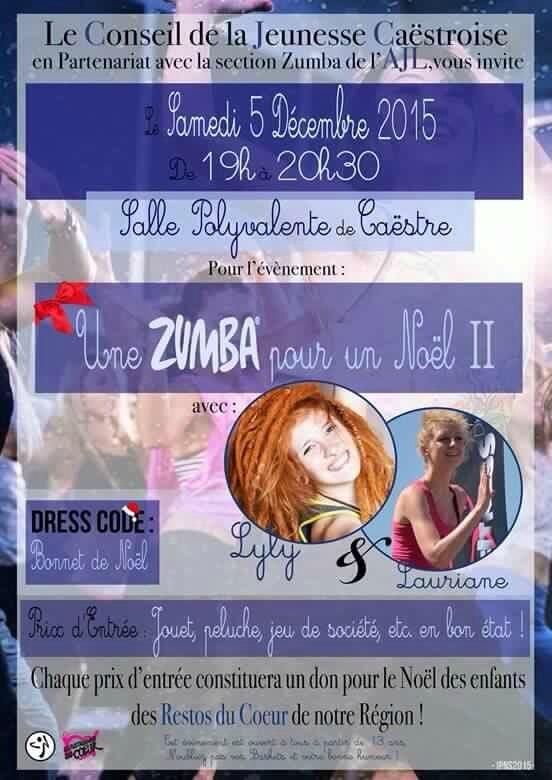 zumba noel 2015