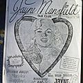 Jayne mansfield fan club (sabin gray)