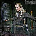 Orlando Bloom as Legolas The Hobbit The Desolation of Smaug