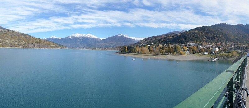 4-savines et le lac (3)