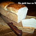 Pain de mie thermomix