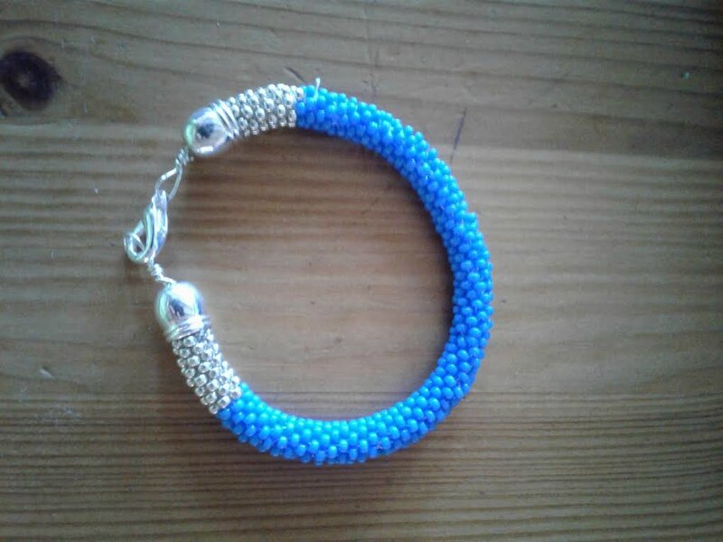 bleu argent