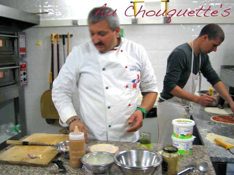 Stage l 39 cole de pizzaiolo au chouquette 39 s for Stage cuisine nantes