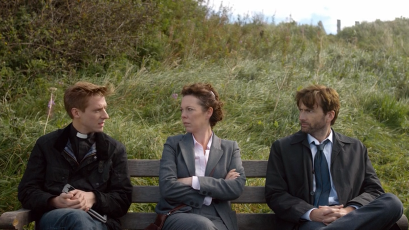 The Broadchurch Dr Who
