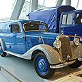 MERCEDES BENZ 170V fourgonnette 1952 Stuttgart (1)