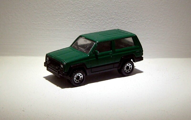 Jeep cherokee (Matchbox)