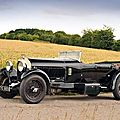 Bonhams to offer the renowned E. Bullivant Bentley at its Quail Lodge sale.