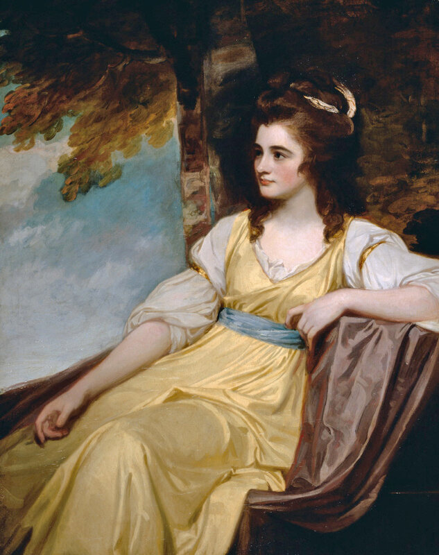 1783 - Charlotte Clive