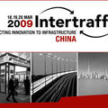 L'équipe d'odm shanghai au salon intertraffic