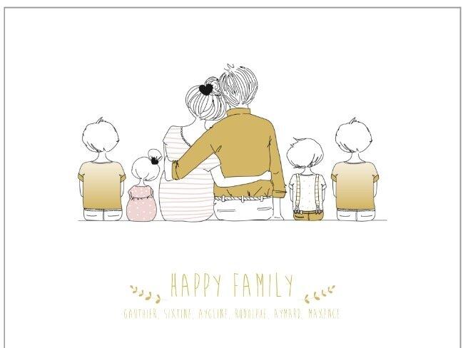 Déco: les familles à l'affiche avec My Lovely Thing à retrouver sur Rosemood.fr