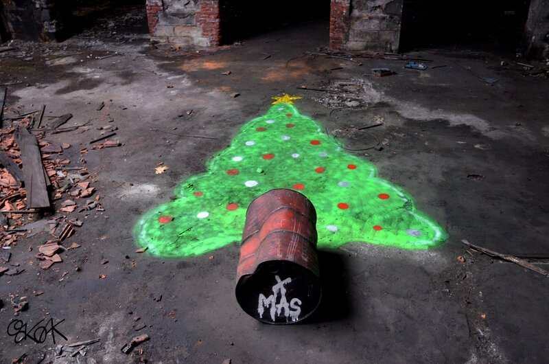 Acid X mas Tree