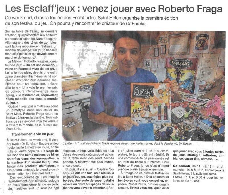 2016-11-11 EsclaffJeux Ouest France