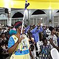 Jour 1 du cénacle de 3 jours et d'évangélisation publique