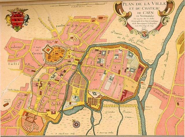 Caen-Plan1705