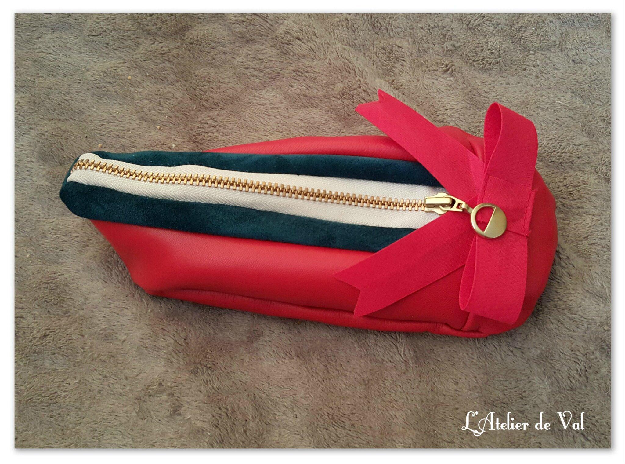 Le blog de krystalinette for Trousse de couture en cuir