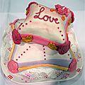 Gâteau de fillançailles