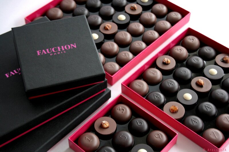 Chocolats factices