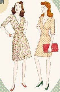 Sew Over It - Tea Dress