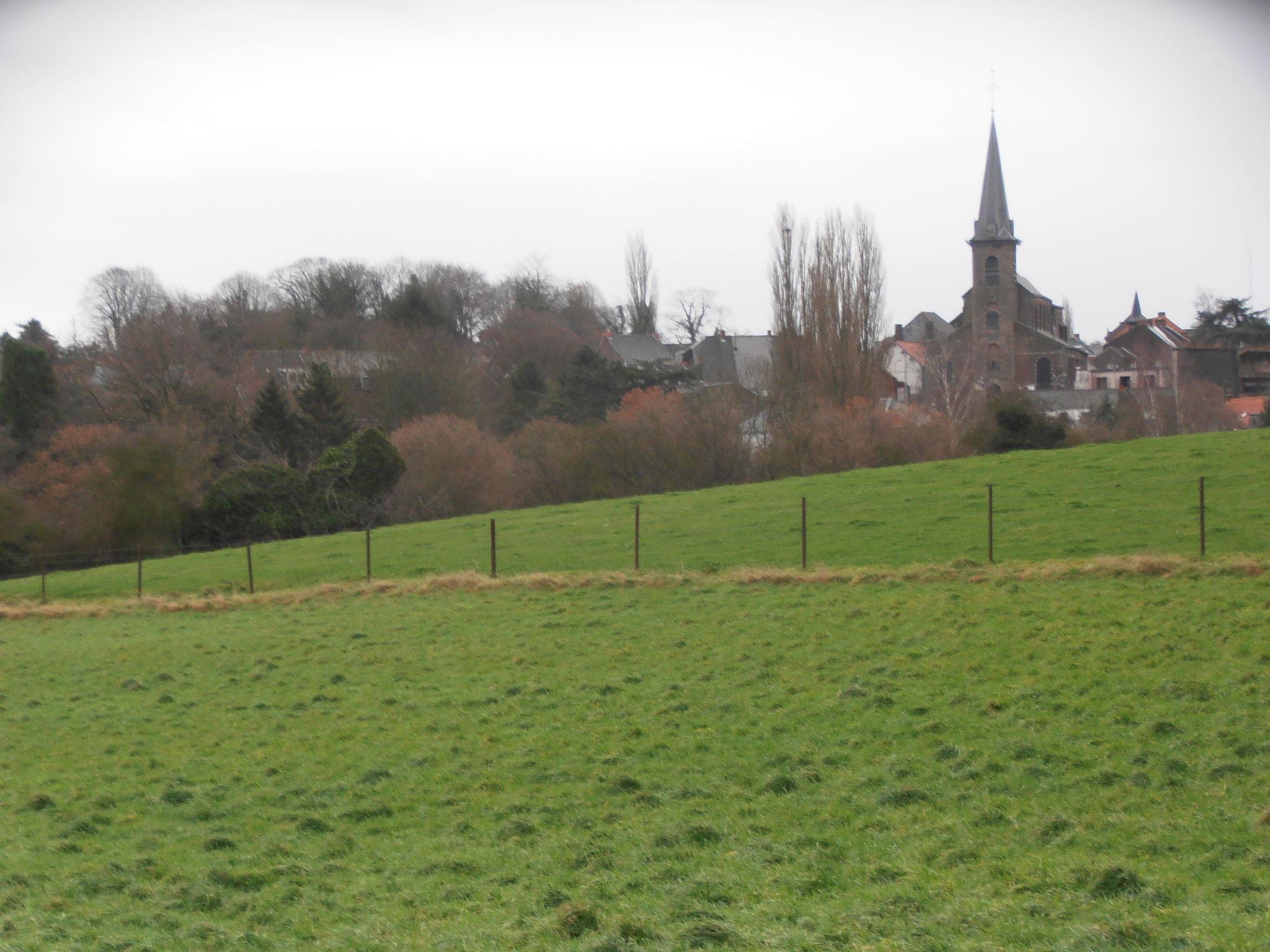 Pâturages - Ruelle de la Papeterie 4 - église