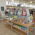 Expo/vente chez Terre de Marins