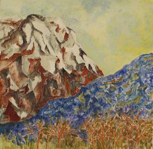 Les belles montagnes
