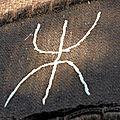 BERBERE : HOMME LIBRE,symboles ,traces, représentations