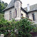 Villa Russe, Saint-Nectaire-le-Bas /France_Auvergne *Lloas