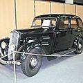 PEUGEOT 301 D berline 1936 Besançon (1)