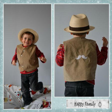 gilet fermier boys and girls 5
