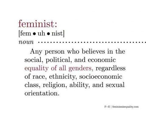 Ils ont dénaturé même le féminisme !