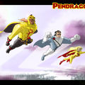 pendragon -fly pinup