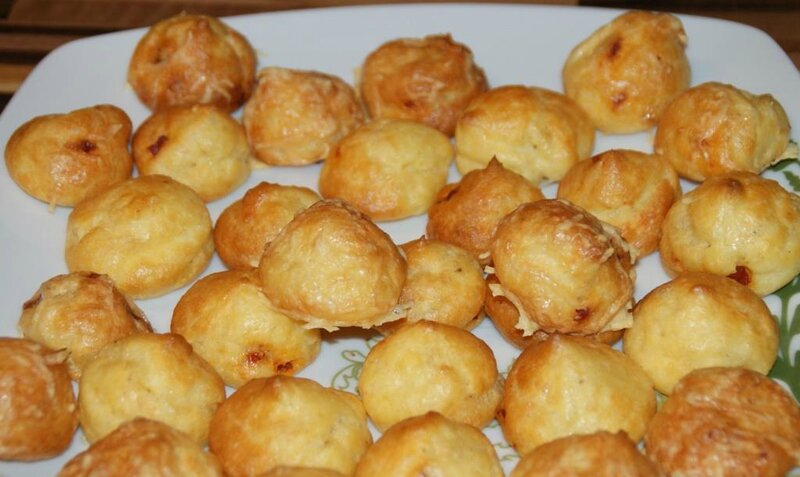 Gougères chorizo 3