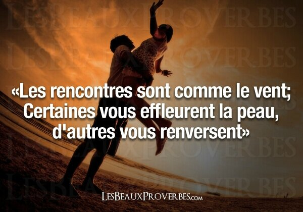 Il vous rencontrer ici meaning