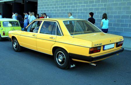Audi 100 GLS (RegioMotoClassica 2011) 02